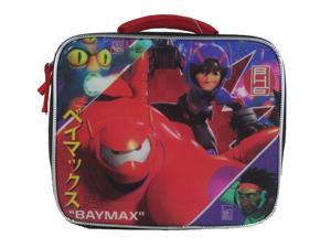 Big Hero 6, Childrens Kids Boys Girls Insulated Lunch Pack School Lunch Box Picnic Bag