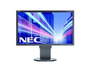 """NEC MultiSync E223W 22"""" Black"""