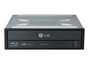 LG Electronics BH16NS40 16X SATA Blu-ray Internal Rewriter w/ 3D Playback & M-DISC Support, Retail