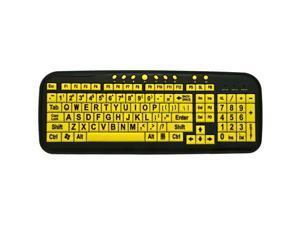 Ergoguys EZsee Multi-Media Keyboard