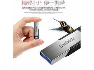 Wholesale 2* sandisk 128GB USB3.0 SDCZ73-128G-Z46 Flash Drive Read Speed 130MB/S