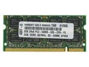 2GB PC2-5300 667MHz MEMORY FOR ASUS EEE PC 1000 1000H 1000HA 1000HD 1000HE 1001HA 1001P 1001PX  Shipping From US