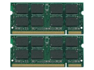 2GB KIT (2 x 1GB) DDR2-533MHz PC2-4200 200-Pin SODIMM Unbuffered NON-ECC  1.8v  DDR2 SODIMM MEMORY for LAPTOP Computers Memory Dell Inspiron 1300