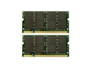 2GB KIT (2X1GB) PC-2700 333MHz 2.5V DDR SODIMM  Memory FOR Compaq Presario R3000  shipping from US