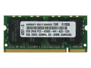 2GB PC2-4200 533MHz MEMORY FOR ASUS EEE BOX  1015PE PC