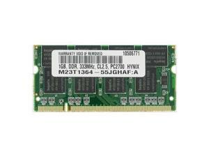 1GB PC2700 333MHz 200-Pin SODIMM Memory For DELL Inspiron 5160