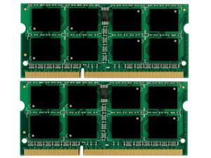 8GB KIT (4GB x 2) 204-Pin SODIMM Memory for notebook computer 2X4GB DDR3  1066 MHz PC3-8500   1.5V shipping from US Memory for laptop computer