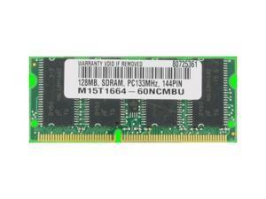 128MB SDRAM MEMORY RAM PC133 SODIMM Micro Memory Bank 144-PIN 133MHZ shipping from US