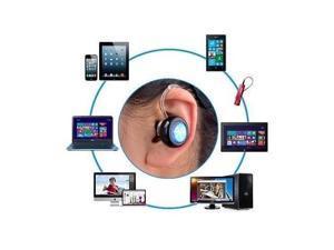 Wireless Bluetooth HandFree Sport Stereo Headset Headphone for Samsung iPhone LG / black