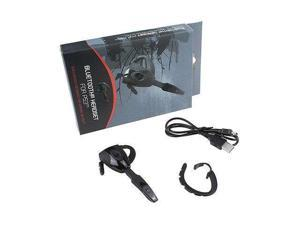 Black Rechargeable Wireless Bluetooth Headset Headphone Earphone for PS3 Gaming