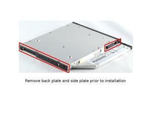 External USB Enclosure for IBM Lenovo Thinkpad Z60 T60 T60P DVD Optical Drive