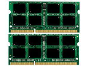 "8GB 2X4GB Memory SODIMM DDR3 1066 Apple iMac Core 2 Duo 2.66 24"" Early 2009"