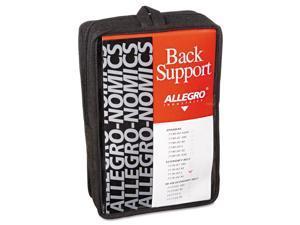 Economy Back Support Belt Large Black