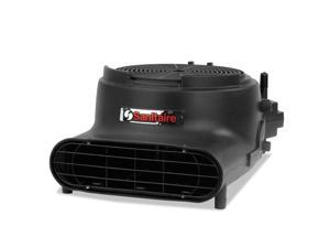 Precision Air Mover 3400 FPM Black 22 x 16 1/2 x 11 1/2 120 V