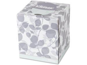Kleenex Facial Tissue Cube Box 95 Tissues 36BX/CT WE