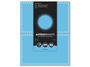 Astrobrights Awards,Lunar,15sh/Pk,Be 91109