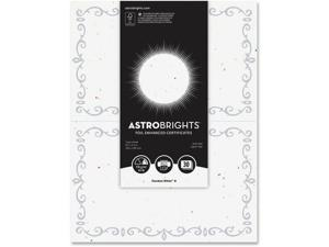 Astrobrights Awards,Stardust,15sh,Wh 91110