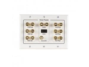 Ethereal 7.1 Channel Home Theater Wall Plate with HDMI