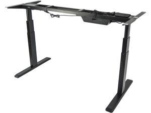 Electric Stand Up Desk Frame w/ Dual Motor Ergonomic Standing Height Adjustable
