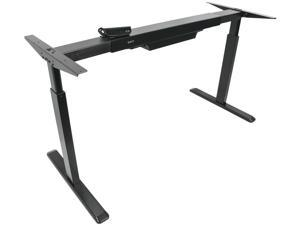 Electric Stand Up Desk Frame w/ Single Motor Ergonomic Standing Height Adjustable