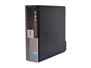 Dell OptiPlex 980 SFF/Core i7-860 Quad @ 2.8 GHz/DVI Graphics Card/3GB DDR3/250GB HDD/DVD-RW/WINDOWS 7 HOME 32 BIT