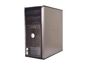 Dell OptiPlex 755 MT/Core 2 Quad Q6600 @ 2.4 GHz/4GB DDR2/1TB HDD/DVD-RW/WINDOWS 10 PRO 64 BIT