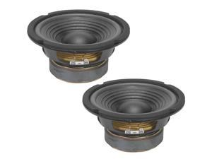 "2 Goldwood Sound GW-206/8 OEM 6.5"" Woofers 180 Watts each 8ohm Replacement Speakers"