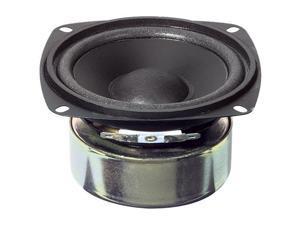 """Goldwood GW-204/8S Shielded 4"""" Woofer 70 Watt 8ohm Replacement Subwoofer Speaker"""