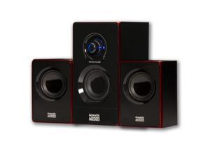 Acoustic Audio AA2103 Powered Sub 2.1 Home Computer Speaker System 200 Watts