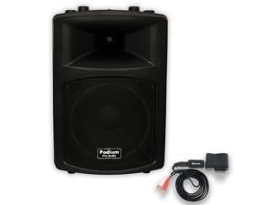 "Podium Pro PP1203A DJ Powered 12"" Speaker with Bluetooth PA Karaoke Band Home"