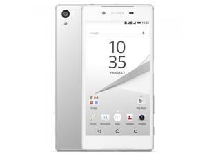 Sony XPERIA Z5 E6603 WHITE 5.2'' 23MP (FACTORY UNLOCKED) 32GB LTE SmartPhone