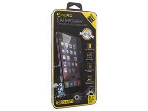 Aduro Shatterguardz Glass Screen Protector for Apple iPhone 6 Plus - Clear