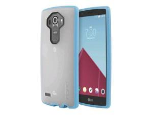 Incipio Octane Frost/Neon Blue Co-Molded Protective Case for LG G4 LGE-266-FBL