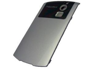 OEM BlackBerry 8300 Curve 8330 8320 8310 Battery Door - Silver