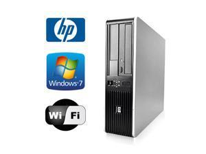 HP DC7800 SFF Desktop - Intel Core 2 Duo 3.0GHz - *NEW* 1TB HDD - 8GB RAM - Windows 7 Pro 64-bit - WiFi - DVD-RW