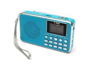Universal Mini Portable Home Digital Stereo Speaker Radio TF Card FM Radio MP3