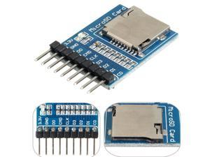 9pin Mciro SD TF Card Reader Read & Write Memory Storage Board Electrical Module for Arduino