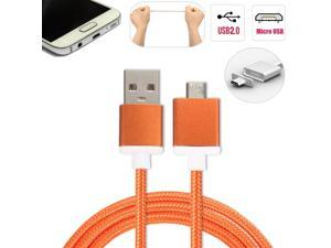 3.3ft Micro USB Magnetic Adapter Charger Cable Metal Plug for Samsung LG Android