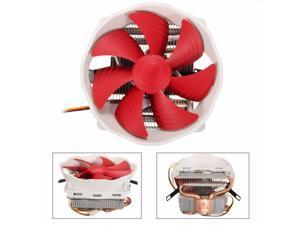 CPU Quiet Fan Cooler Heatsink For Intel LGA775/1151/115X AMD AM2 AM3 FM2 FM1