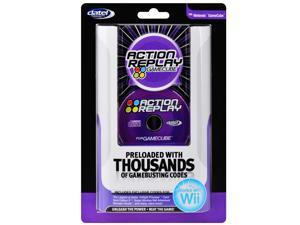 Datel Action Replay for Nintendo GameCube Cheat Codes PAL