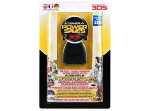 Datel Action Replay for Nintendo 3DS 2DS Power Saves Cheat Codes PAL