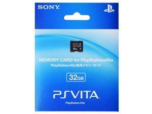 Genuine Official Original Sony Memory Card for PlayStation Vita PSV 32GB