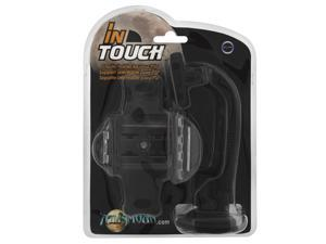 Talismoon In Touch Car Suction Cradle Holder Stand for PSP 1000 Black