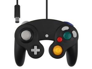 Vibration Joypad Controller for Wii GameCube GC Black