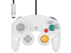 Vibration Joypad Controller for Wii GameCube GC White