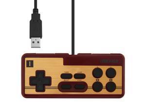 Buffalo NES Famicom Family Computer Turbo FC USB Game Pad PC Windows 8 7 Vita XP