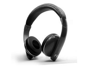 Nakamichi NK2010 Series - On The Ear Headphones - Black
