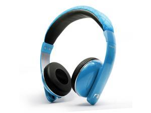 Nakamichi NK2010 Series - On The Ear Headphones - Blue