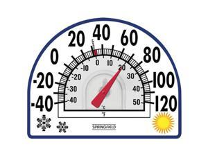 Springfield Four Season Window Cling Thermometer