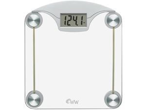 CONAIR WW39 Weight Watchers(R) Digital Glass & Chrome Scale
